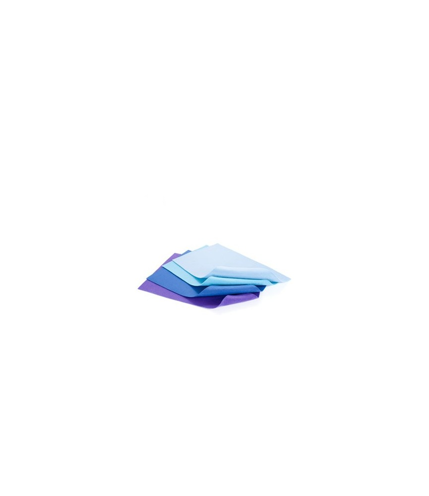 Hojas de fieltro de 20x30 cm colores