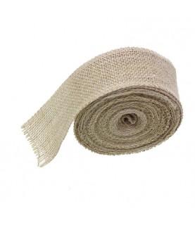 Comprar 1 m de cinta de Yute 5 cm de Conideade