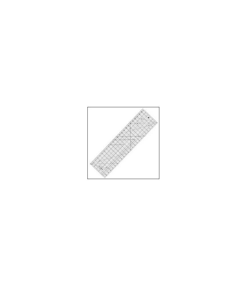 Regla patchwork 16x60 cm
