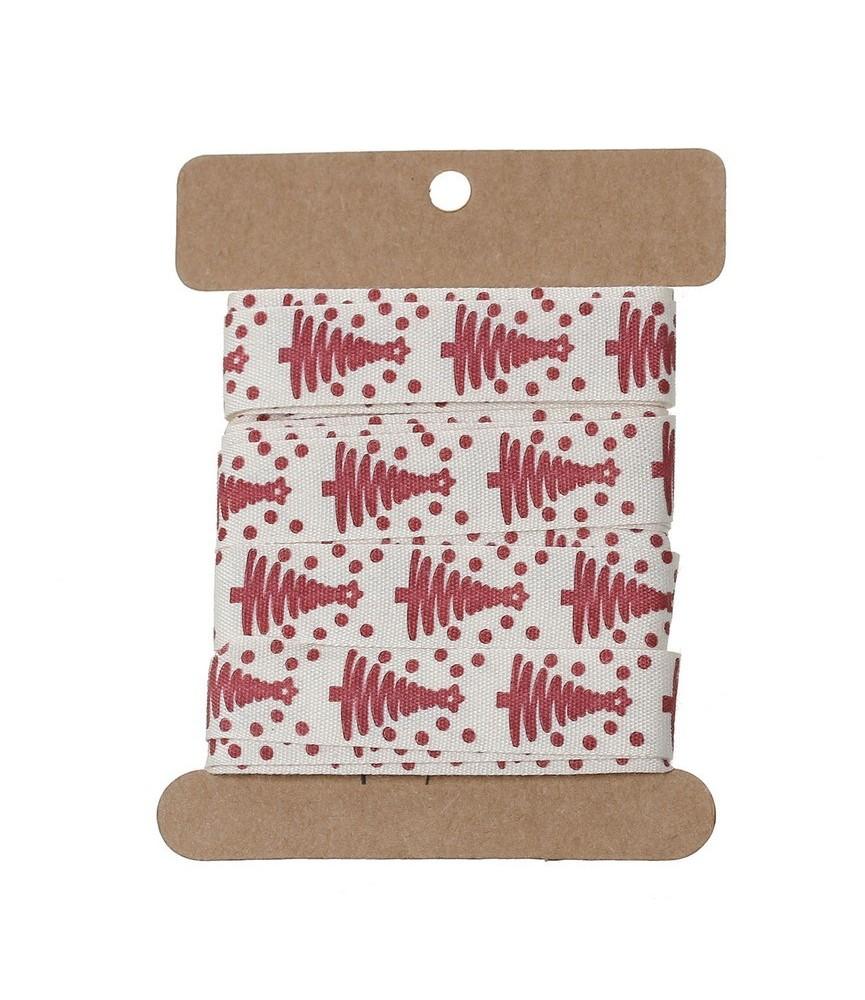Rollo de 4,5 m de cinta adhesiva mod navidad
