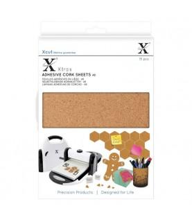 Comprar 15 láminas de corcho adhesiva A5 de Conideade