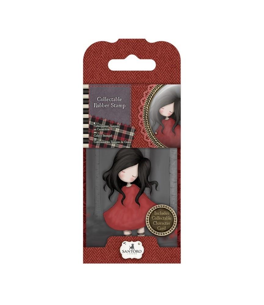 Mini sello Gorguss – Poppy Wood