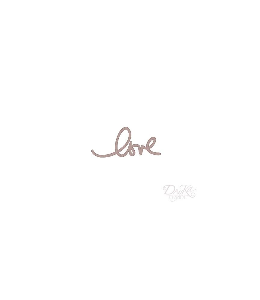 "Palabra ""Love"""