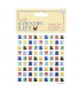 Pack 81 placas adhesivas epoxi country life
