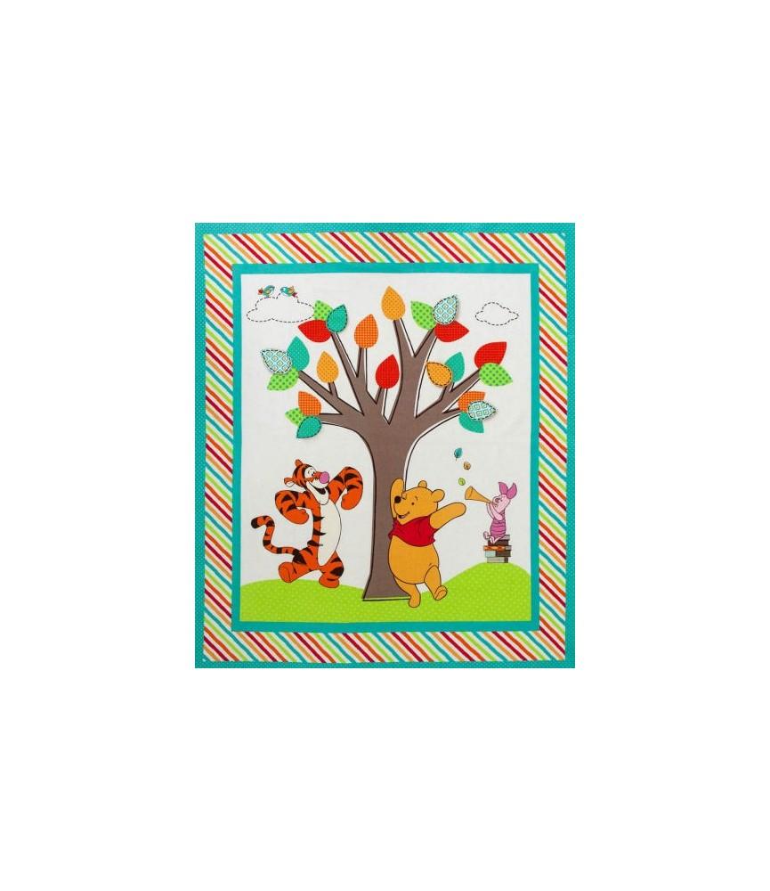 Panel de 60 x 1,10 cm Winnie the Pooh