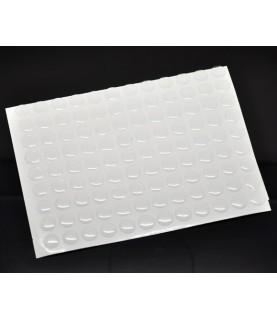 Pack de 12 cabuchones adhesivos de 10 mm