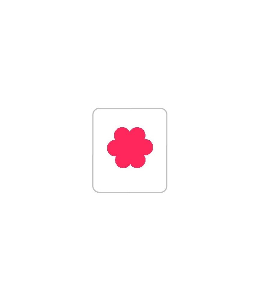 Perforadora de goma eva flor ideal para dorar la goma eva