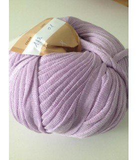Ovillo de trapillo ligero lila