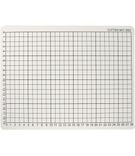 Base de corte 22x30 cm gris