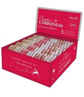 Comprar Rollo de 3 m cinta de navidad de Conideade
