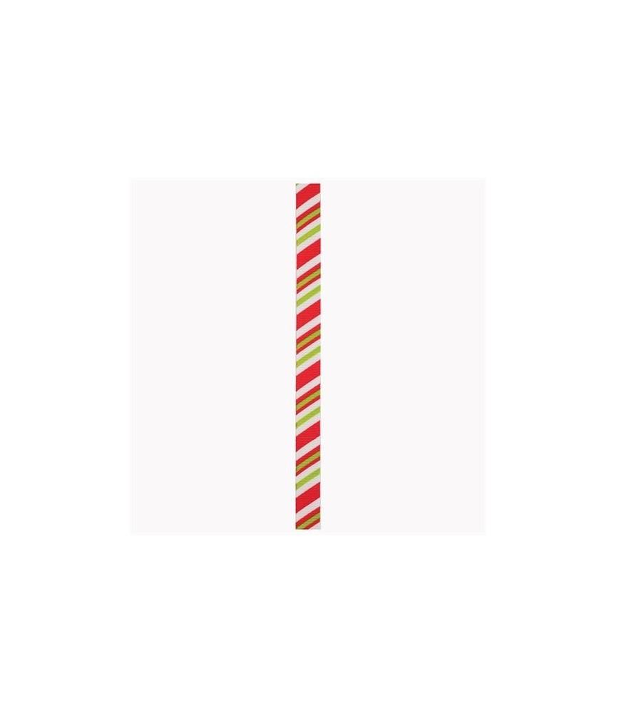 Rollo de 3 m cinta de navidad