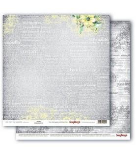 Papel para scrapbook de 30x30 mod tender4