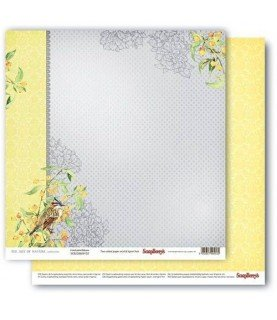 Comprar Papel para scrapbook de 30x30 mod fontainebleau