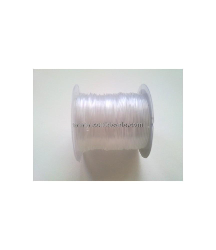 Hilo trasparente de Nylon 1 mm