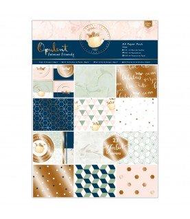 Comprar Pack 32 hojas A4 mod Opulent de Conideade