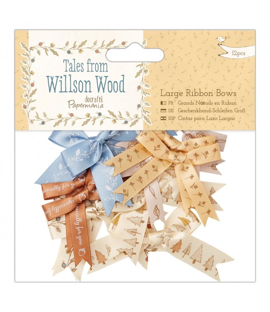 Bolsa de 12 lazos mod Willson Wood