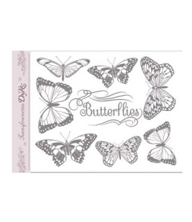 Comprar Imagen para transferir mod Butterflies A5 de Conideade