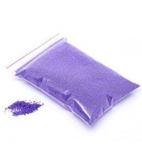 Bolsa 100 gr de micro cristales morado
