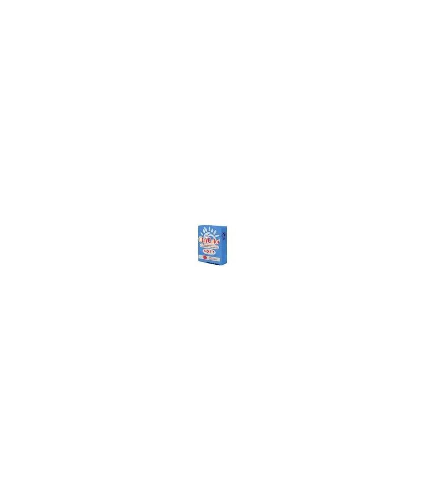 Pasta para modelar azul noche