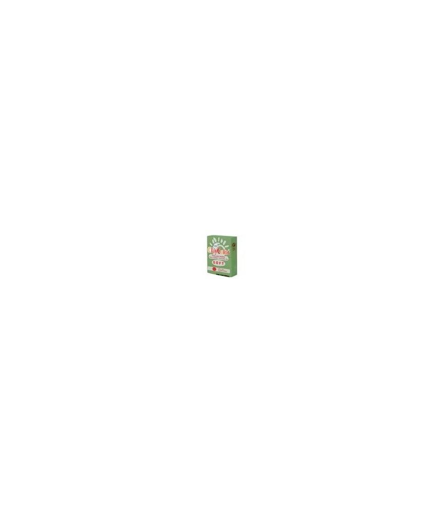 Pasta para modelar verde aguacate