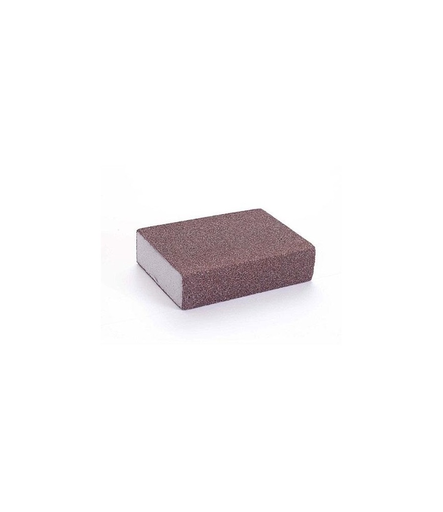 Taco de liga grano medio 10x6x2 cm