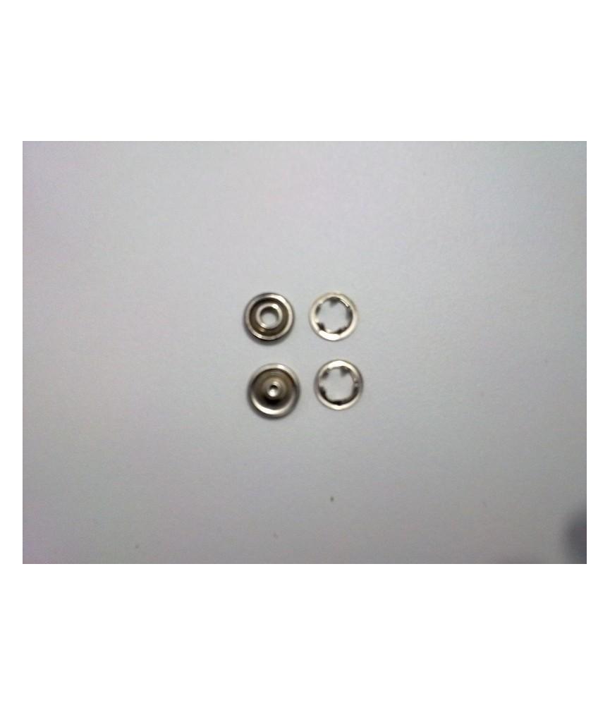 Pack de botones a presión 1.5cm