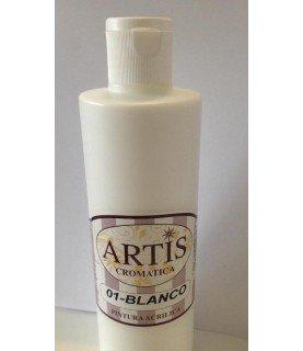 Pintura acrilica blanca 250 ml