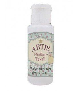 Medium Textil para pintura acrilica