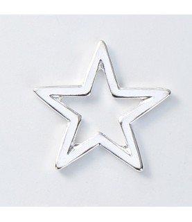 Conector estrella de zamak