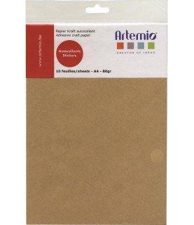 Comprar Pack 10 hojas papel craft adhesivo de Conideade