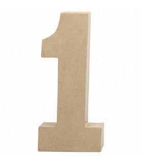 Comprar Numeros de cartón 20.5 cm 1