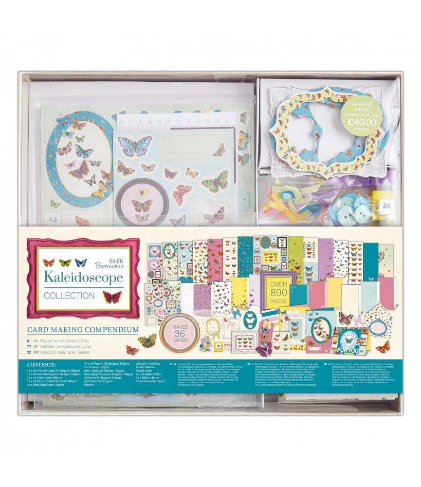 Caja regalo para hacer tarjetas Kaleidoscope