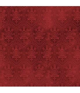 "Tela Letters From the Heart ""mosaico rojo"""