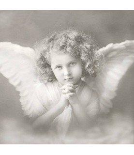 Comprar Servilleta vintage angel 33x33cm de Conideade