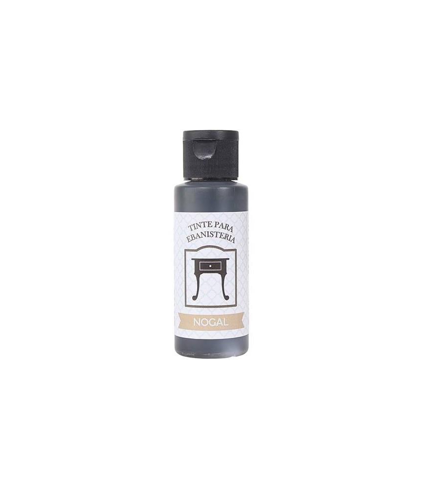 Tinte de ebanisteria al agua Nogal 65 ml