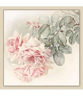 Servilleta vintage Summer Roses