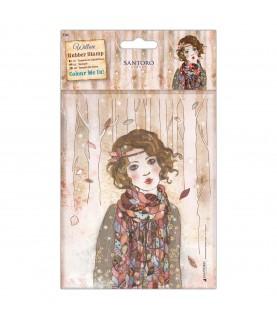 Comprar Sello Colour me in Willou mod Souvenir D´Hiver de Conideade