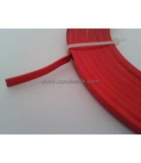 Comprar Alambre plano de 5 mm rojo