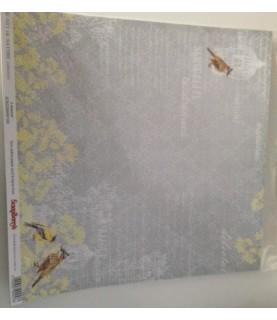 Comprar Papel para scrapbook de 30x30 mod L´amour de Conideade