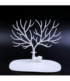 Comprar Expositor de anillos arbol blanco de Conideade