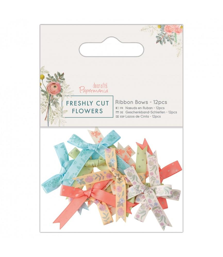 Pack 12 lazos mod Freshly cut flowers
