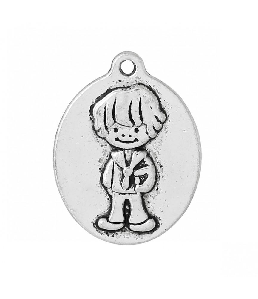 Medalla comunion niño