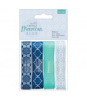 Comprar Pack 4 cintas de 15 mm Moroccan Blue de Conideade