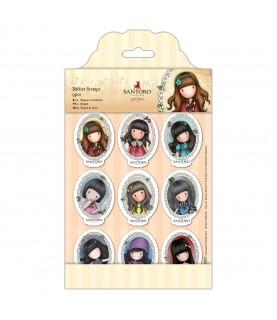 Comprar Pack 9 sellos diferentes de gorjuss