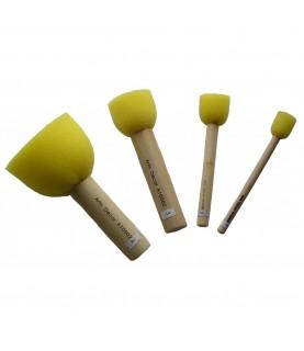 Comprar Pinceles con esponja para Estarcir de Conideade