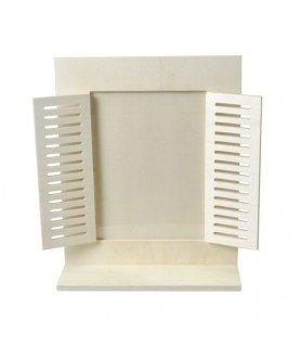 Comprar Marco de madera ventana 22x27cm de Conideade