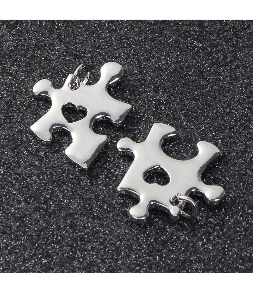 Charm pieza de puzzle