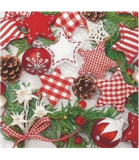 "Comprar Servilleta mod ""christmas scenery"" 33x33 cm de Conideade"
