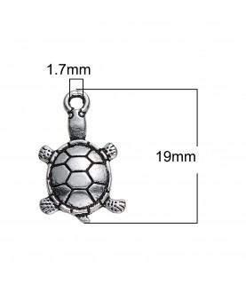 Comprar Charm tortuga en 3D de Conideade