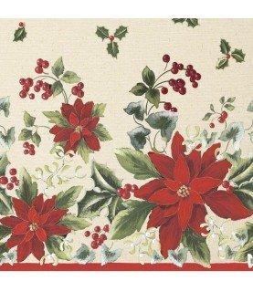 Comprar Servilleta para decoupage floral de navidad de Conideade